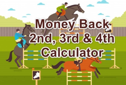 money back 2nd and 3rd calculator
