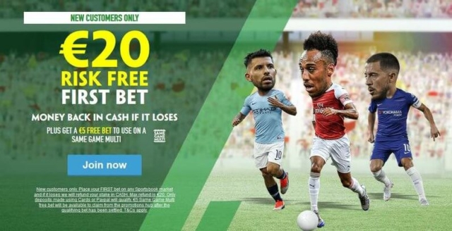 paddy power risk free first bet offer