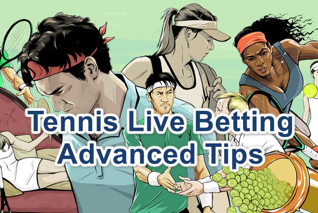 Live betting tennis feature image