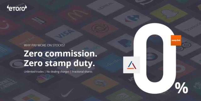 etoro stock zero commission