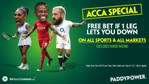 paddy power acca insurance all sports