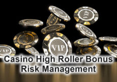 casino high roller bonus risk management feature image