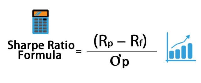 pamm sharp ratio formula