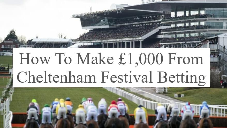 Cheltenham Betting Offers Feature Image