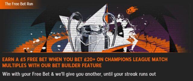 888sport multiple bet builder free bet