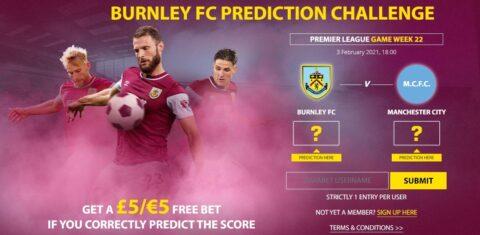 dafa bet burnley free prediction