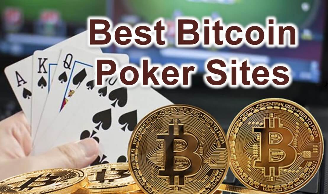 best bitcoin poker sites feature image