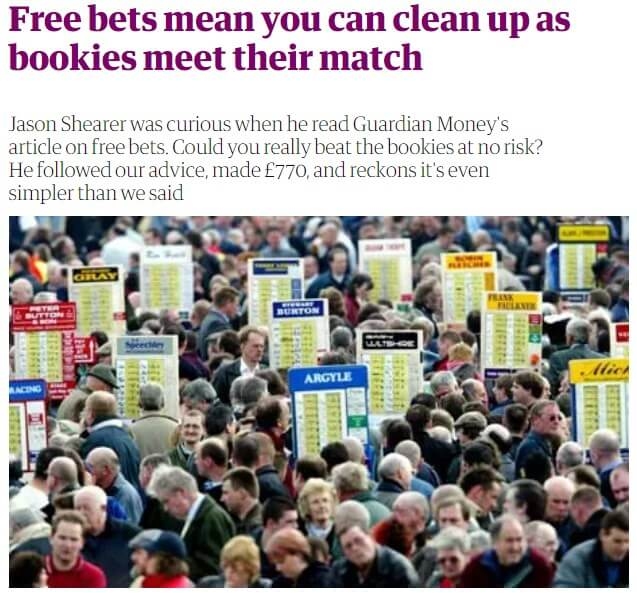 matched betting guardian article