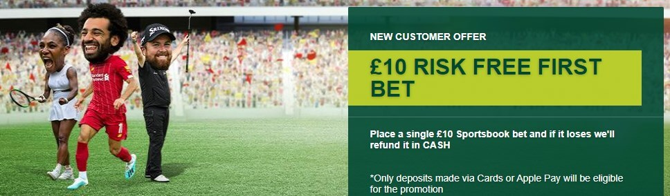 paddy power welcome risk free bet