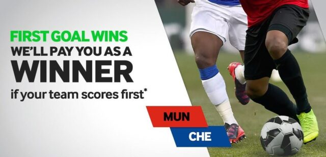 betway first goal wins