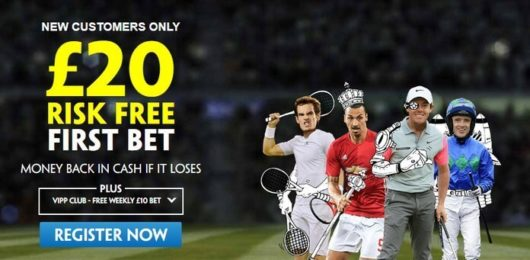 Paddy Power Sign Up Risk Free Bet