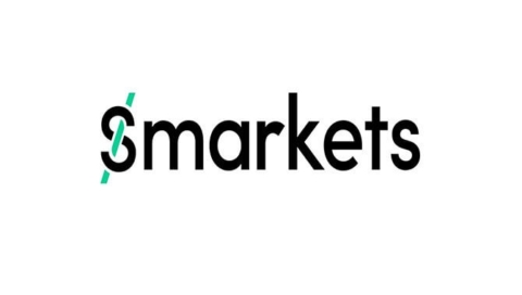 SMarkets Logo Black